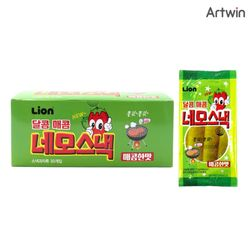 300 달콤매콤 네모스낵 매콤한맛 13g BOX(30)