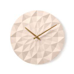 콘크리트카브벽시계