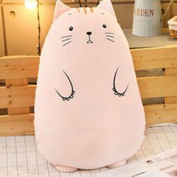 초 대형 큰 고양이 모찌 인형 쿠션 70cm