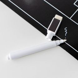 블랙보드 전용 화이트 마커 마카 펜 ACC-5803 마카