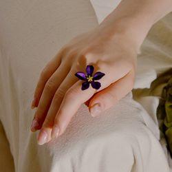 [FW]레일라니 꽃 반지
