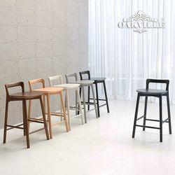 오크빌 젠원목바의자