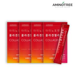 [무료배송] 아미노포켓 콜라겐젤리(4개월분)