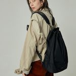 mul-ti buket bag  black