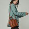 pad rope bag  brown