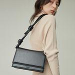 brick rope bag  black