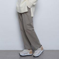 W420 warm cotton pants khaki