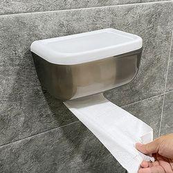 도로록 티슈 케이스 휴지걸이 화장실 욕실용품