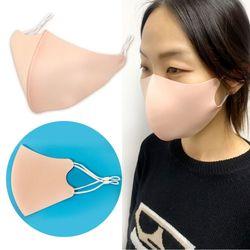 국내생산 닥터심 폴리우레탄 항균마스크 1매 핑크