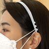 마스크 귀보호대 이어가드 방역 머리띠 걸이 K-띠