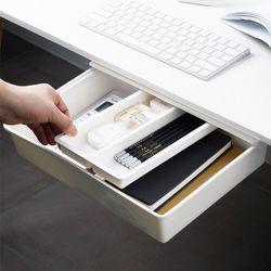 슬라이딩 책상부착서랍 (대형)
