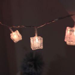LED 아이스 앵두전구 무드등(감성캠핑)