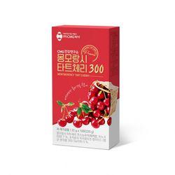 CMG건강연구소 몽모랑시 타트체리 콜라겐젤리 300 1박스 (10포)