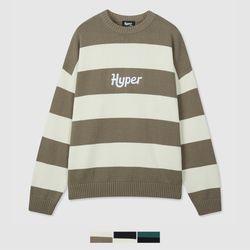 [hyper] 스트라이프 스웨터_SPKWB1CC92