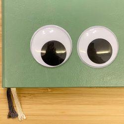 플리징 꾸미기 만들기 눈알 - 4cm