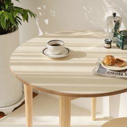 포홈 리아 원형 테이블