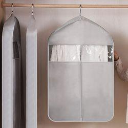 와이드 투명창 옷커버 (소)