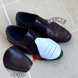 [1+1] (M+L) 신발 보톡스패드 주름 방지 관리 케어용품
