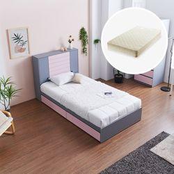 하이덴 서랍형 침대(SS) + 매트리스