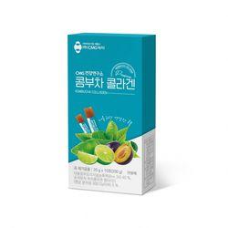 CMG건강연구소 콤부차 콜라겐젤리 1박스 (10포)