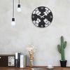 유니크한 스타일의 퍼즐조각 인테리어벽시계