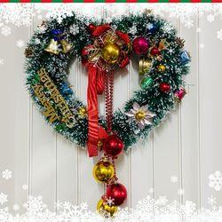 크리스마스 지팡이 트리 리스 장식 데코 색상랜덤