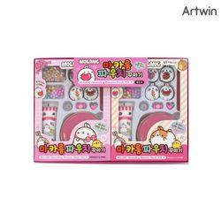 5000 몰랑 마카롱 파우치 꾸미기 BOX(8)