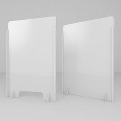 코로나 예방차단 아크릴 가림막 (600x900)