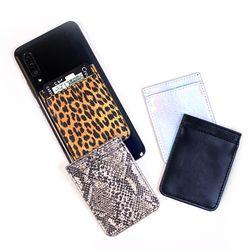 IDECOZ 부착형 핸드폰 스마트폰 카드 지갑