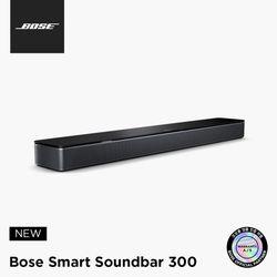[BOSE] 보스 정품 Smart Soundbar 300 사운드바 블루투스 스피커