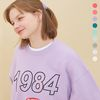 [블론드나인] NEW 1984 SWEAT SHIRTS (9colors)