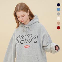 [블론드나인] NEW 1984 HOODIE (5colors)