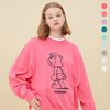 [블론드나인] GRUMPY BEAR SWEAT SHIRTS (9colors)