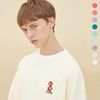 [블론드나인] SMALL GRUMPY BEAR SWEAT SHIRTS (12colors)