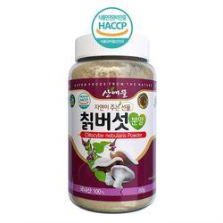 괴산 김종태 농부 자연농푸드 칡버섯분말 80g