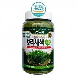 괴산 김종태 농부 자연농푸드 보리새싹분말 130g