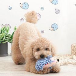 패리스독 고슴도치 토이 8개 1팩세트 강아지장난감