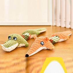 흥미유발 삑삑이 댕댕이 장난감 애완용품