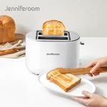 제니퍼룸 2구 팝업 토스트기 화이트 JR-T900WH