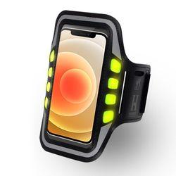 HICKIES 아이폰12mini LED 라이트 고급 스포츠 암밴드