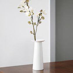 플로렌스 꽃병 화이트