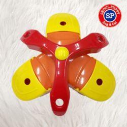 우주선 애견식기2단계 노즈워크 지능 훈련 장난감