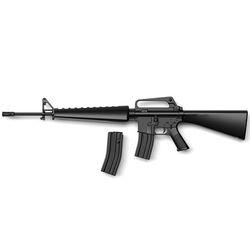 [리틀 아머리] LADF06 M16A1타입 (소녀전선)