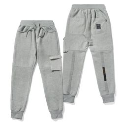 20 TECH HEAVY SWEAT JOGGER PANTS GREY