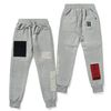 DV TECH HEAVY SWEAT JOGGER PANTS GREY