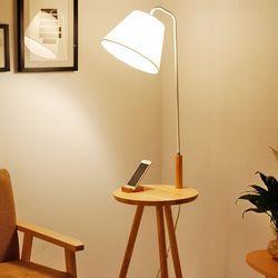 LED 무드 테이블 장스탠드 (LED램프 포함)