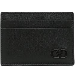 발렌티노 20FW UY0P0448 ZQU 0NO V로고 카드지갑