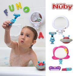 누비 아기목욕장난감 거울장난감 2Color