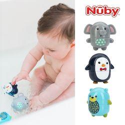 누비 아기목욕장난감 목욕물총(3P)