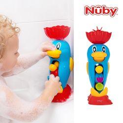 누비 아기목욕장난감 돌고래 분수놀이